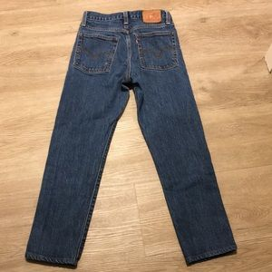 Denim - Women's Levi's Wedgie fit